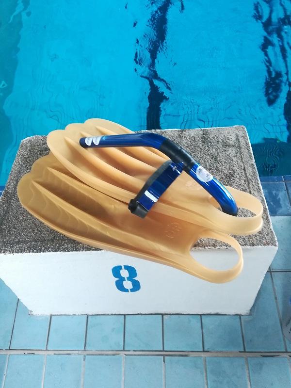 Nový obchod s vybavením pro plavání s ploutvemi