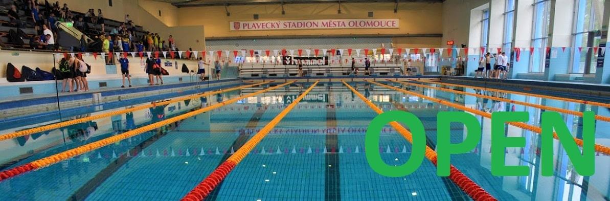 Plavecký bazén obnovuje od pátku 4.12. provoz